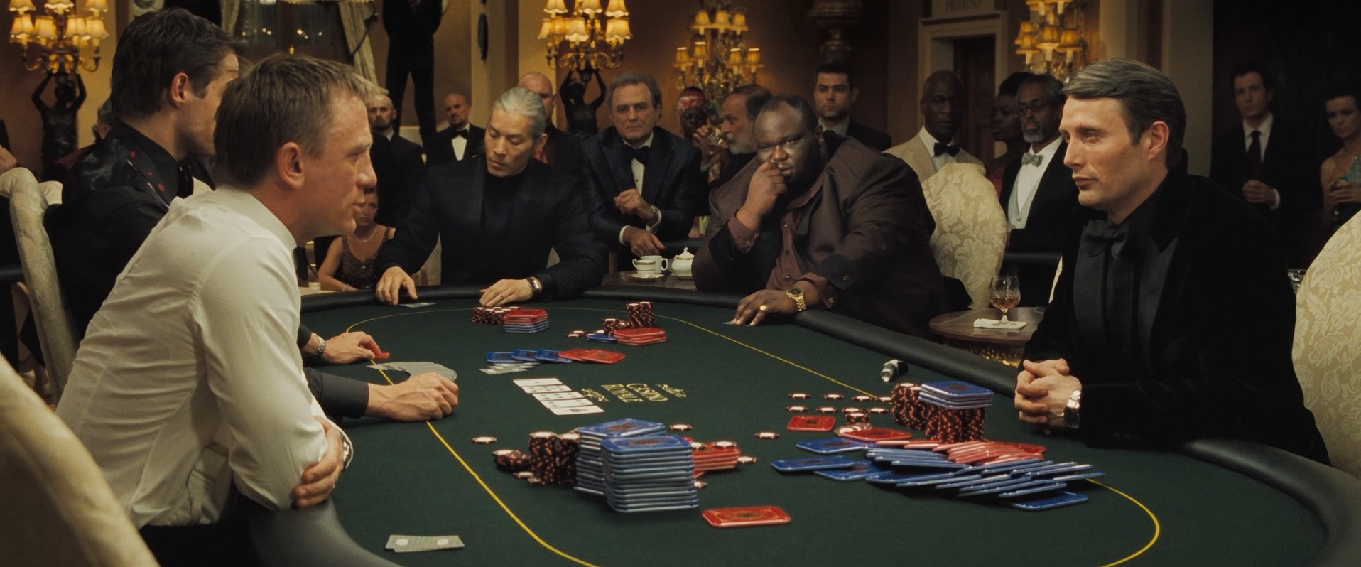 Casino royale poker youtube poker hands ranking best to worst